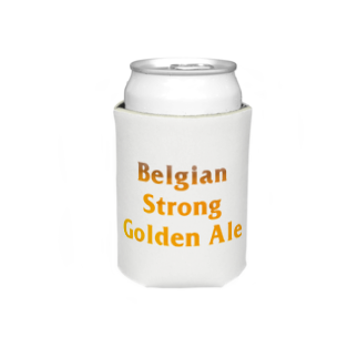 TReC  IndustrialのBELGIAN STRONG GOLDEN ALE Koozies