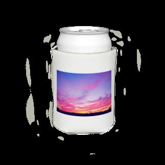 DOLUXCHIC RAYLOのPink Sunset sky Koozies