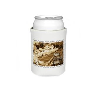 スペイン:セゴビア郊外の村★白地の製品だけご利用ください!! Spain: village in Segovia★Recommend for white base products only !! Koozies