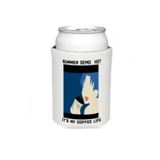 Danke Shoot CoffeeのIt's my coffee life Koozies