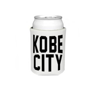 kobe CITY 神戸ファッション アイテム Koozies