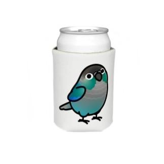 Chubby Bird ウロコインコ ターコイズ Koozies