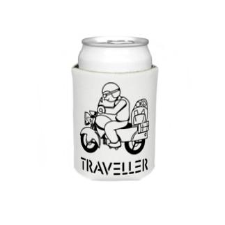 TRAVELLER トラベラー 222 Koozies