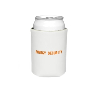 ENERGY SECURITY Koozies
