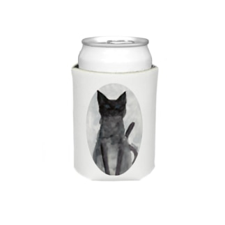 May Black cat Koozies