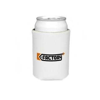 K-FACTORY ロゴ Koozies