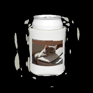 Teatime ティータイムの眠る猫 ねこ cat Koozies