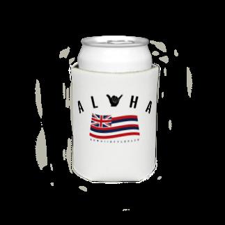 HSC ハワイスタイルクラブのAloha Flag Koozies