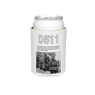 D51形蒸気機関車1号機を先頭とする三重連 (モノクロフォト) Koozies
