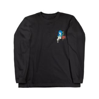 たばこ Long sleeve T-shirts