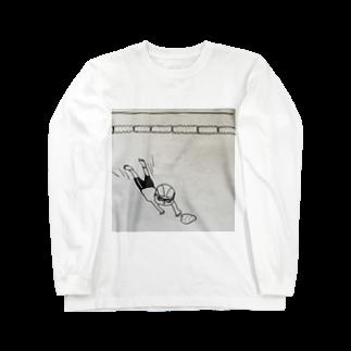 冬虫夏草洋品店の落し物を取りに Long sleeve T-shirts