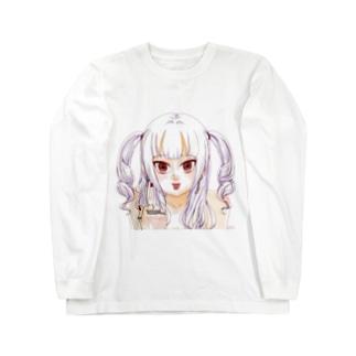 ド派手なナオン Long sleeve T-shirts