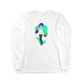 I'mの目玉ちゃん Long sleeve T-shirts