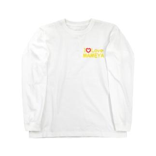 MAMEYA好きの為 Long sleeve T-shirts