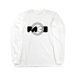 FACE/FACE/FACE Long sleeve T-shirts