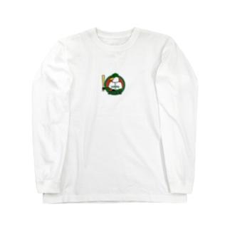 ホークス Long sleeve T-shirts