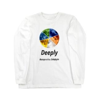 deeply Long sleeve T-shirts