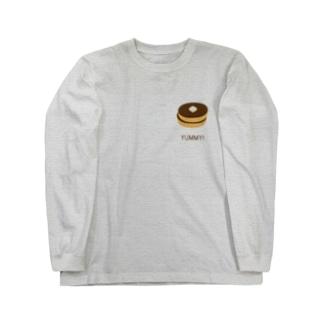ホットケーキ Merry Care Friends Long Sleeve T-Shirt