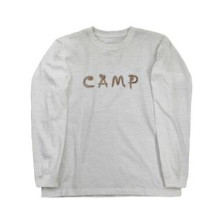 CAMP Long sleeve T-shirts
