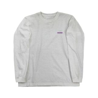 INGRID紫ロゴ Long Sleeve T-Shirt