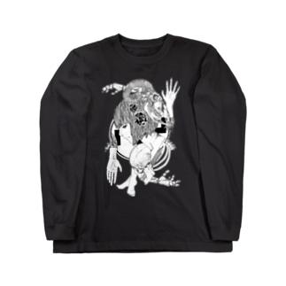 正義(白) ロングスリーブTシャツ