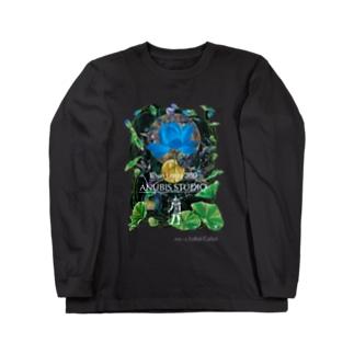 Blue Lotus 369 ロングスリーブTシャツ
