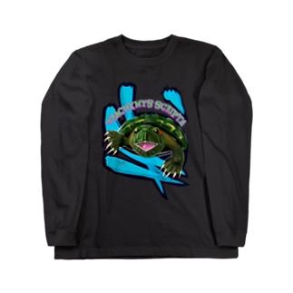 アカミミアメリカン ロングスリーブTシャツ