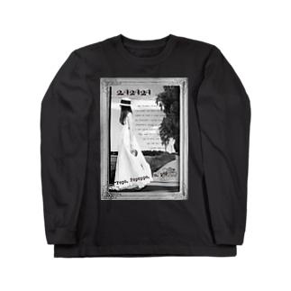 2.42424 TC-013 ロングスリーブTシャツ