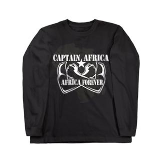 Africa Forever 〜アフリカ永遠に〜 ロングスリーブTシャツ