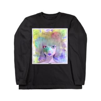 LAH/RE ロングスリーブTシャツ