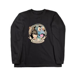 ガタリナ結成5周年 ロングスリーブTシャツ