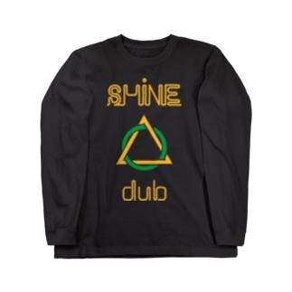 shine dub ロングスリーブTシャツ