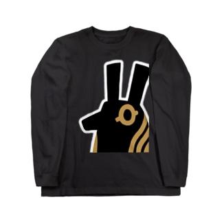 とーとつにエジプト神 セト ロングスリーブTシャツ