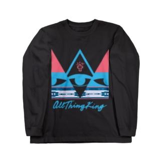 AllThingKing(nativeⅡ) ロングスリーブTシャツ