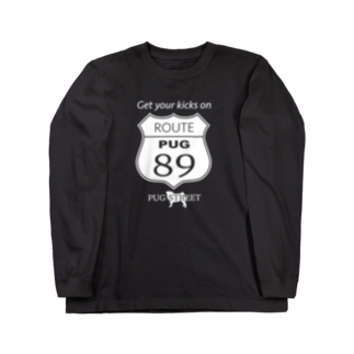 ROUTE89 ロングスリーブTシャツ