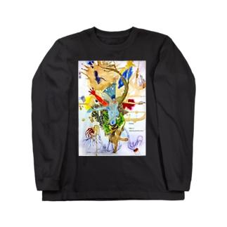 若者の選択 ロングスリーブTシャツ