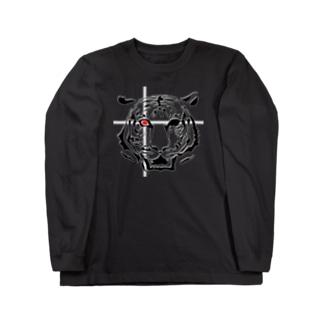 tiger_eye's ロングスリーブTシャツ