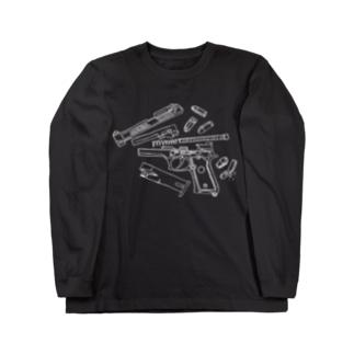 control:beretta ロングスリーブTシャツ