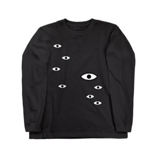 めめめ(反) ロングスリーブTシャツ