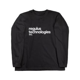 TEE INVERTED  ロングスリーブTシャツ
