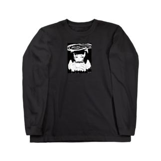 やき弁のスープ ロングスリーブTシャツ