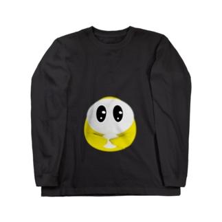 OMTNS Yello ロングスリーブTシャツ