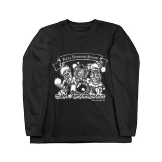Real Zombing Sound ロングスリーブTシャツ
