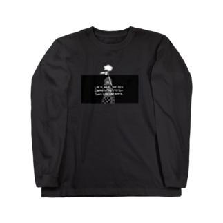 ERROR ロングスリーブTシャツ