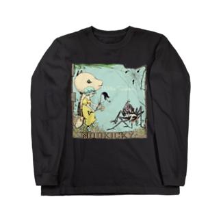 Watersinker ロングスリーブTシャツ