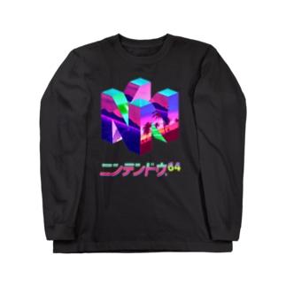 2 ロングスリーブTシャツ