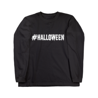 TanninaのHalloween type02 ロングスリーブTシャツ