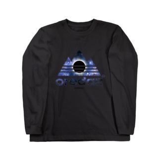 俺ダズ!Black Floyd Edition ロングスリーブTシャツ
