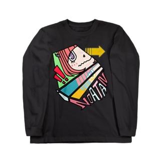 『NoataN:012』 ロングスリーブTシャツ