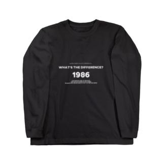 1986 ロングスリーブTシャツ